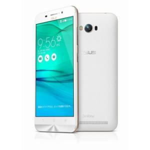 【リファービッシュ品】ASUSTek ZenFone Max (SIMフリー/Android5.0.2 /5.5inch /デュアルmicroSIM /LTE)(2GB/16GB) (ホワイト) ZC550KL-WH16|flashstore
