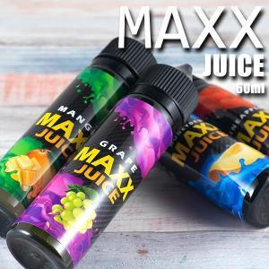 【商品説明】 マレーシア産のフルーツ系リキッド「MAXX JUICE 60ml」です。 マレーシアリ...
