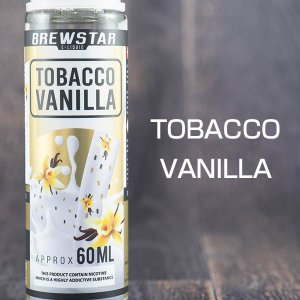 BREWSTAR リキッド 60ml ブリュースター 電子タバコ vape リキッド タバコ系 べイプ リキッド たばこ マレーシア|flavor-kitchen|04