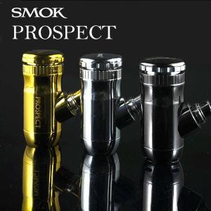 PROSPECT プロスペクト SMOK SMOK TECH スモック テック 電子タバコ vape パイプ mod メカニカル セミメカニカル セミメカ 半メカ パイプMOD|flavor-kitchen