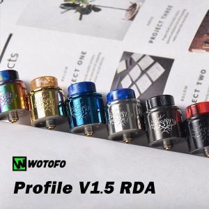 Wotofo Profile V1.5 RDA ウォトフォ プロファイル プロフィール vape ア...