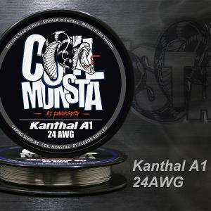 電子タバコ VAPE コイルモンスター コイル カンタル A1 KANTHAL 30フィート  COILMONSTA KANTHAL A1 30ft|flavor-kitchen|02
