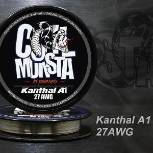 電子タバコ VAPE コイルモンスター コイル カンタル A1 KANTHAL 30フィート  COILMONSTA KANTHAL A1 30ft|flavor-kitchen|04