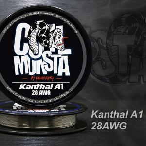 電子タバコ VAPE コイルモンスター コイル カンタル A1 KANTHAL 30フィート  COILMONSTA KANTHAL A1 30ft|flavor-kitchen|05