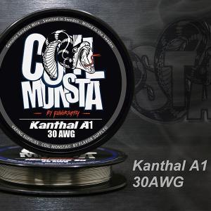 電子タバコ VAPE コイルモンスター コイル カンタル A1 KANTHAL 30フィート  COILMONSTA KANTHAL A1 30ft|flavor-kitchen|06
