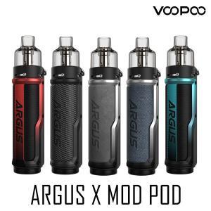 VooPoo ブープー Argus X POD アーガス エックス アルガス ポッド 電子タバコ vape POD型 ポッド型 初心者 おすすめ 味重視 爆煙|flavor-kitchen