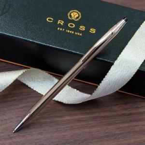 CROSS(クロス) クラッシック センチュリ−14金張 ボールペン 誕生日 プレゼント|flavor