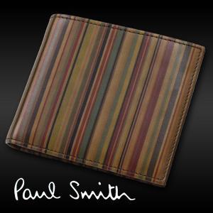 ポールスミス Paul Smith 財布 メンズ 二つ折り  ポール・スミス|flavor