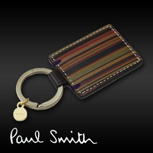 ポールスミス Paul Smith キーホルダー メンズ キーリング ポール・スミス|flavor