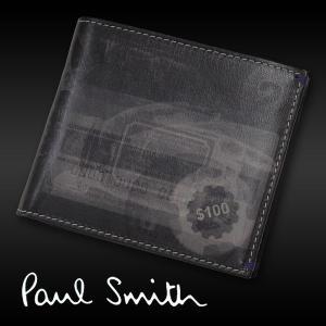 ポールスミス メンズ 財布 二つ折り  財布ポールスミス 本革|flavor