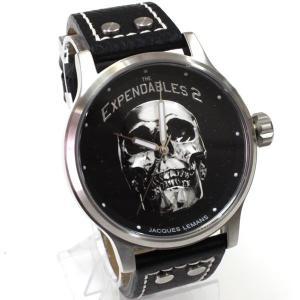 ジャックルマン紳士腕時計ジャックルマン Jacques Lemans E-221 THE EXPENDABLES 2|flavor