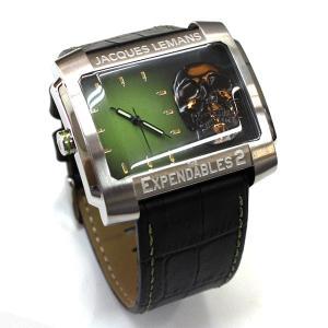 優勝セール ジャックルマン紳士腕時計ジャックルマン Jacques Lemans E-224 THE EXPENDABLES 2|flavor