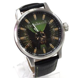 優勝セール ジャックルマン紳士腕時計ジャックルマン Jacques Lemans E-226 THE EXPENDABLES 2|flavor