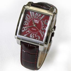エンリコ・コベリ メンズ 腕時計 牛革ベルト メンズ腕時計|flavor