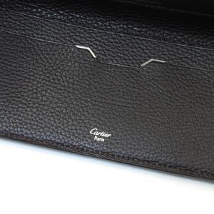 Cartier カルティエ 長財布 メンズ 本...の詳細画像3