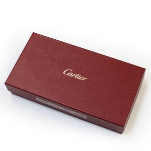 Cartier カルティエ 長財布 メンズ 本...の詳細画像4