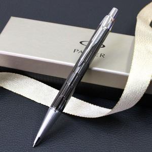 PARKER(パーカー)IMプレミアム カスタムチーゼルCT ボールペン 誕生日 プレゼント|flavor