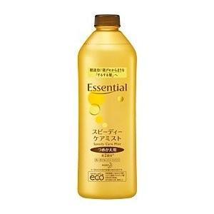 【花王】エッセンシャル スピーディーケアミスト つめかえ用 340ml|flavorgift