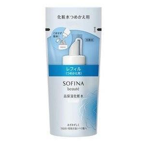 花王 ソフィーナ ボーテ 高保湿 化粧水 レフィル しっとり 130ml|flavorgift
