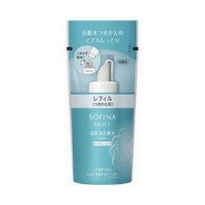 花王 ソフィーナ グレイス 高保湿 化粧水(美白) とてもしっとり(130ml)詰め替え用|flavorgift