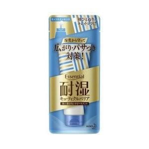 《花王》 エッセンシャル 耐湿キューティクルバリア モイストエッセンス 95g|flavorgift
