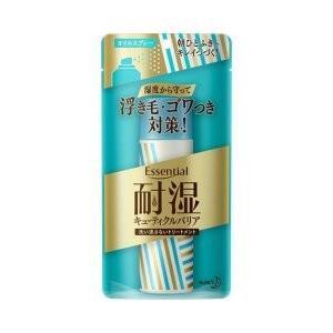 《花王》 エッセンシャル 耐湿キューティクルバリア オイルスプレー 95g|flavorgift