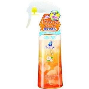 寝ぐせ直し《クラシエ》 プロスタイル モーニングリセットウォーター UV&カラーケア ハイビスカスの香り 300mL|flavorgift