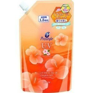 寝ぐせ直しウォーター 《クラシエ》 プロスタイル モーニングリセットウォーター UV&カラーケア ハイビスカスの香り 詰め替え用 450mL|flavorgift