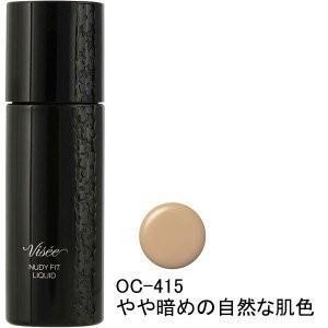 コーセーヴィセ リシェ ヌーディフィット リキッド OC-415 やや暗めの自然な肌色 SPF25・PA++ 30mL|flavorgift