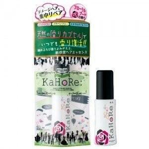 《加美乃素》 KaHoRe:ヘアエッセンス フローラルブーケの香り 30g (洗い流さないヘアトリートメント)|flavorgift