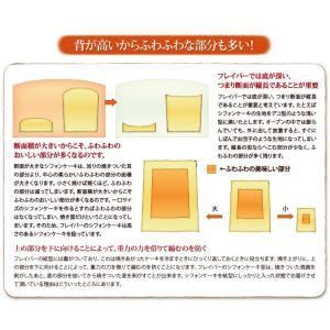 フレイバー シフォンケーキ ダブルレモン ミドルサイズ ギフトBOX入り|flavoryuji|05