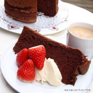 フレイバー シフォンケーキ チョコレート ミドルサイズ ご自宅用|flavoryuji|02