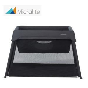 日本正規品 MICRALITE(マイクラライト) スリープ&ゴー トラベルコット|flclover