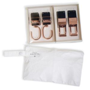 正規品 ポーチ付き Litta Glitta(リッタグリッタ) ピクシーフック+ピクシークリップセット HARMONY BOX flclover