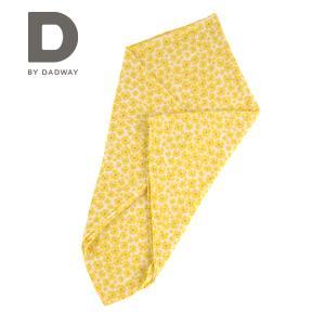 正規品 D BY DADWAY(ディーバイダッドウェイ) おくるみガーゼストール バターカップ おくるみ ストール アフガン|flclover