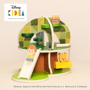 Disney KIDEA(キディア) HOUSE くまのプーさんとなかまたち 正規品|flclover