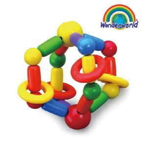 正規品 木のおもちゃ wonderworld(ワンダーワールド) ツイスト&ロール|flclover