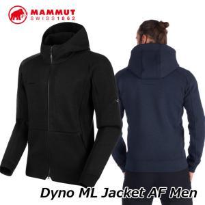 MAMMUT マムート ミッドレイヤー ジャケット  Dyno ML Jacket AF Men  ...