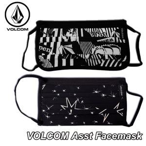 ボルコム ファッション マスク  Volcom Asst Facemask フェイスマスク
