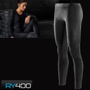 skins スキンズ RY400 レディース ロングタイツ 女性用 K480010001D コンプレッション インナー リカバリー|fleaboardshop01