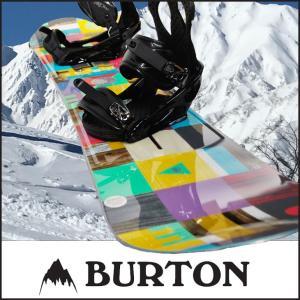 バートン セット BURTON スノーボード 2点セット 1...