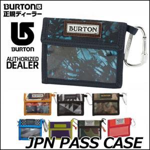 burton バートン パスケース JPN PASS CASE ジャパンパスケース 旧モデル 日本正規品「メール便可」 【返品種別SALE】