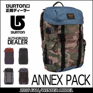 16-17 FALL/WINTER BURTON  バートン ANNEX PACK 】 【 28L ...