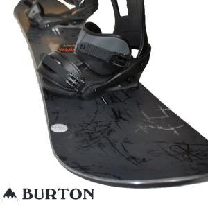バートン セット スノーボード 板 BURTON ビン  FLUX 2点セット  17-18【AMPLIFIER 】ボード × 18-19【FLUX PR 】ビンディング