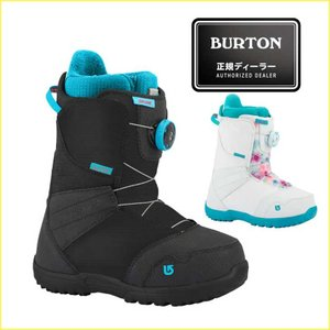 17-18 BURTON バートン KIDS キッズ  YOUTH  BOOTS スノーボード ブーツ ZIPLILE BOA ジップライン ボア  日本正規品 【返品種別SALE】