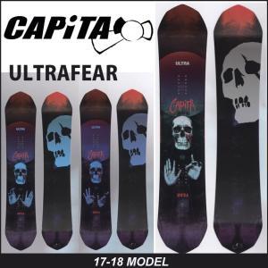 17-18 CAPiTA キャピタ  スノーボード 板  U...