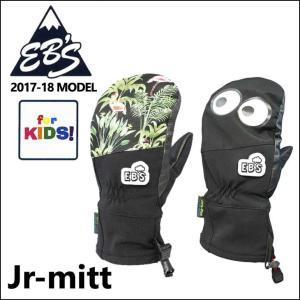 eb's (エビス ) 17-18 モデル キッズ スノーボ...