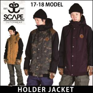 SCAPE 17-18 エスケープ ウエア HOLDER J...