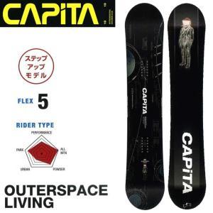 18-19 CAPiTA キャピタ  スノーボード 板 OU...