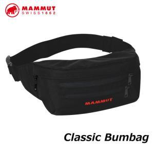 MAMMUT マムート ウエストポーチ ヒップバッグ  Classic Bumbag 【2L】   正規品|fleaboardshop01